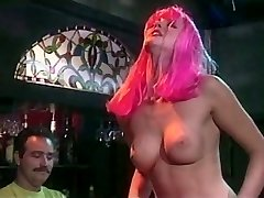 Tight fuckbox Mia Smiles has super-naughty threesome after party