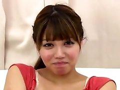 Japanese Gal Spanked