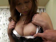 Ugly Japanese girlie Machiko Nishizaki desires of getting poked