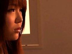 Japans schoolmeisje lesbische maken uit sessie