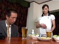 Japanese Mature Having Fuck-fest with Boss Husband 2