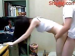 Chinese University Schoolgirl Homemade Sex