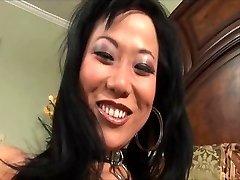 Asian deepthroat tart