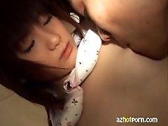Innocent Asian Teen Shaved and Fucked