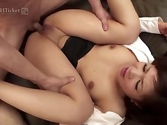 Shino Nakamura's Fuck Holes Plowed at Office (Uncensored JAV)