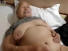 Incredible Amateur record with Grannies, Asian scenes