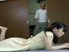 young asian girl