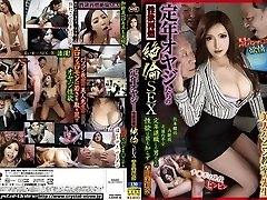 Best Japanese biotch Marina Aoyama in Crazy cunnilingus, gangbang JAV video