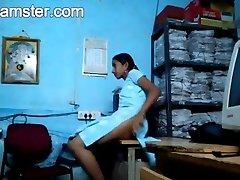 Marathi Office Couple Lovemaking
