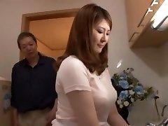 יפני מדהים בחורה Momoka Nishina ב חרמנית מציצה, POV JAV הסצנה