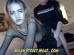 Bony Leg Philippines Fucker