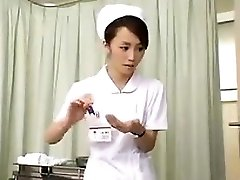 Nurses strain dick that is dark-hued