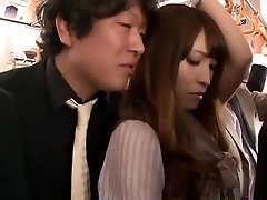 Crazy Japanese girl Kokomi Sakura in Finest Finger-tickling, Public JAV clip