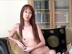Russian East Japanese Pornographic Star Dana Kiu, interview