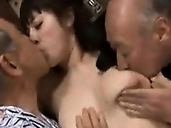 Sexy Japāņu Solis Meita