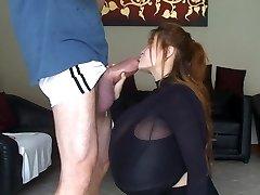 Farang Ding Dong - Pantalón (Sux y Facial)