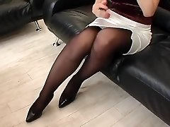 japanese wife in stockings 6-1