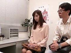 japāņu pāris dodas uz auglības klīnika
