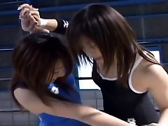 Chicas Japonesas De Lucha Libre