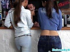 Marica Hase cumswaps with Amirah Adara