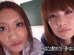 Crazy Asian model Kurumi Wakaba, Erika Kirihara, Ayaka Tomada in Amazing Threeways, Big Tits JAV vignette