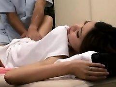 Mutter Und Tochter Holen Sie Sich Massagen Zusammen
