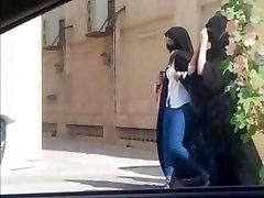 Tyrkisk arabisk asiatiske hijapp blanding 1fuckdatecom