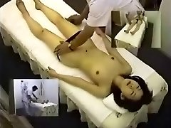 Skjult Cam Asiatiske Massasje Onanere ungdom Japanske Tenåringen Pasienten