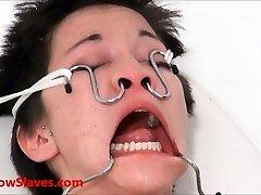 Bisarre asiatiske medisinsk bdsm og orientalske Mei Mara ekstreme doc