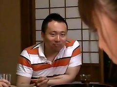 Fantastisk Japansk modell Junko Hayama i Kåt Fingering, Skinny JAV scene
