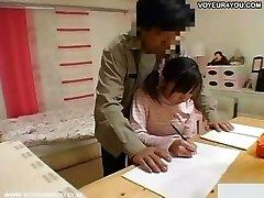 Geheimnis Video Girl Studenten Saugen Hahn