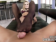 The Beautiful Machine offers two blonde cocksluts to make your muddiest fantasies real!