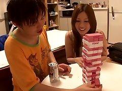 Horny Japanese hoe Yui Tatsumi in Astounding skinny, smallish tits JAV movie