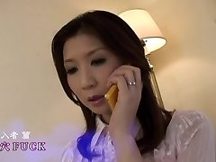 Super-naughty japanese mom gets DP by airliner1