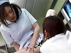 futanari nurse and doll