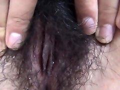 Japan vag finger outside