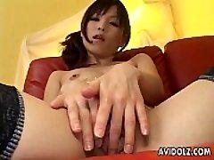 Clean Pussy Arisa Suzuki Showcasing Off Her Pussy