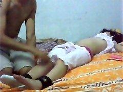 Tickle girlfriend China 03