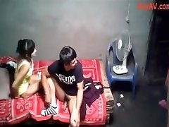 School College Party Asian Sex