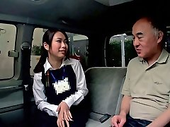 Emiri Toda in Tour Guide Gets Nailed In A Car - CosplayInJapan
