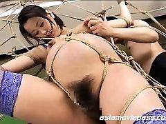 Bizarre Knocked Up Fetish Bondage Pulverize AV