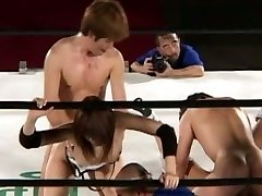 Nude Asian Wrestling Disc 1 Part 2