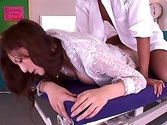 Yuna Shiina in Sexual No Thong Teacher part Two.1
