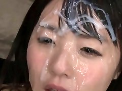 japonski bukkake kraljica