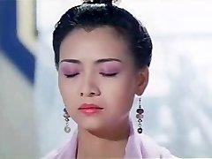 Ancient Asian Girl-on-girl