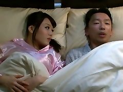 Mao Hamasaki in I Drilled My Brothers Wifey part 1