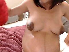 hot little pregnant japanese