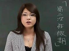 Erika Sato - Woman Professor Nakadashi Rectal Attack