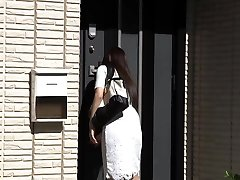 NSPS-631 A Wifey Who Was Screwed By A Stalker