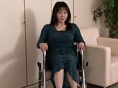 neverjetno japonski kurba nozomi mashiro, miku ohashi, sho nishino v eksotičnih pogoltniti, handjobs jav scene